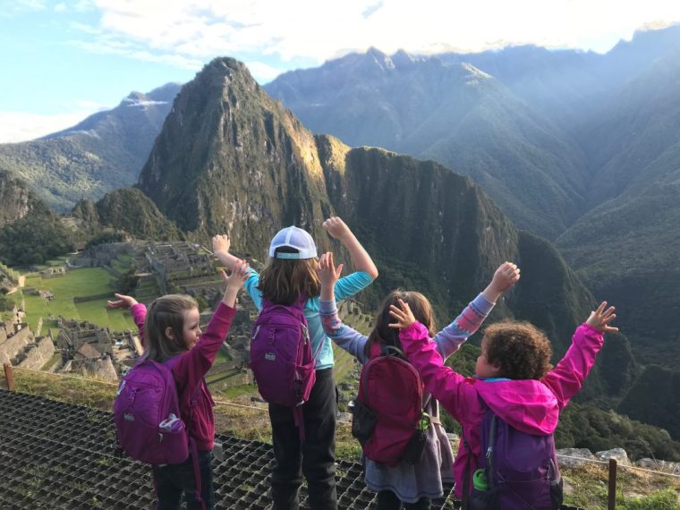 Mother Daughter Trip to Machu Picchu