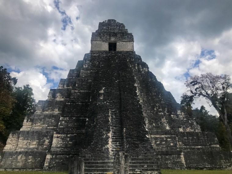 Tikal Temple II