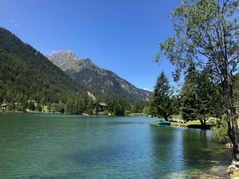 Lac Champex, Switzerland