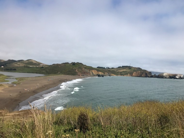Rodeo Beach San Francisco California