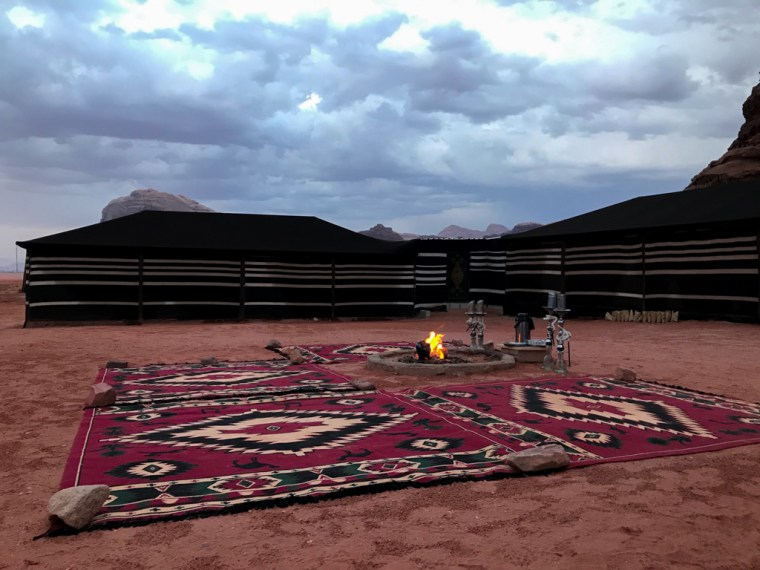 Bedouin Camp, Wadi Rum Jordan