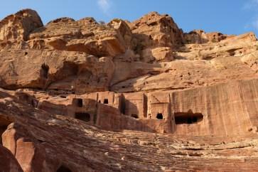 Theater, Petra, Jordan