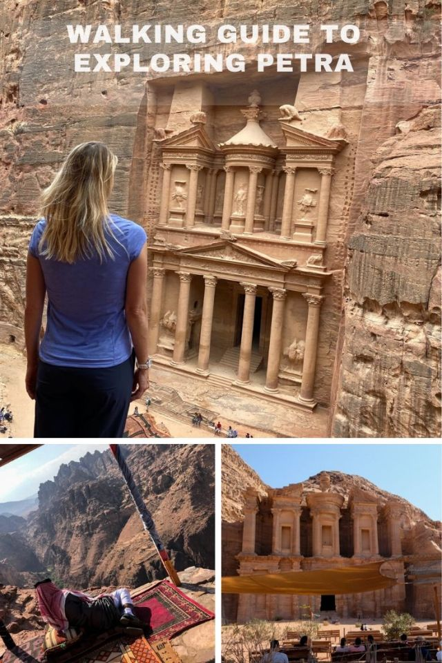 Check out my guide to exploring Petra on foot. Petra is one of Jordan's most sacred sites and can easily be done in two days.