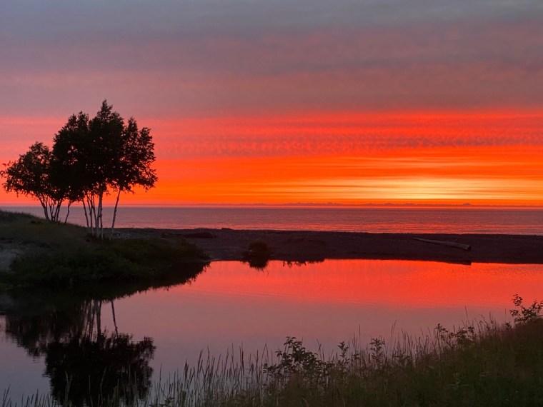 Eagle River, Keweenaw Peninsula, Michigan