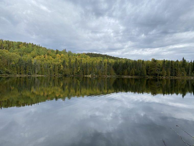 Whale Lake, Eagle Mountain Trailhead