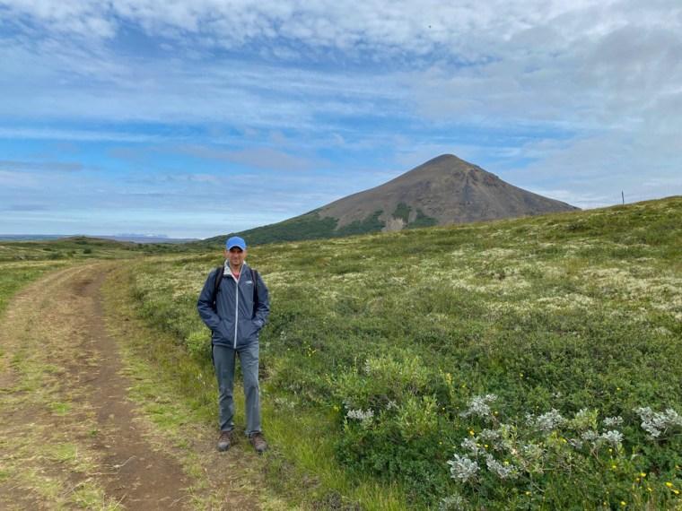 Vindbelgjarfjall, Iceland
