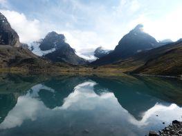 Condoriri Vally Bolivia