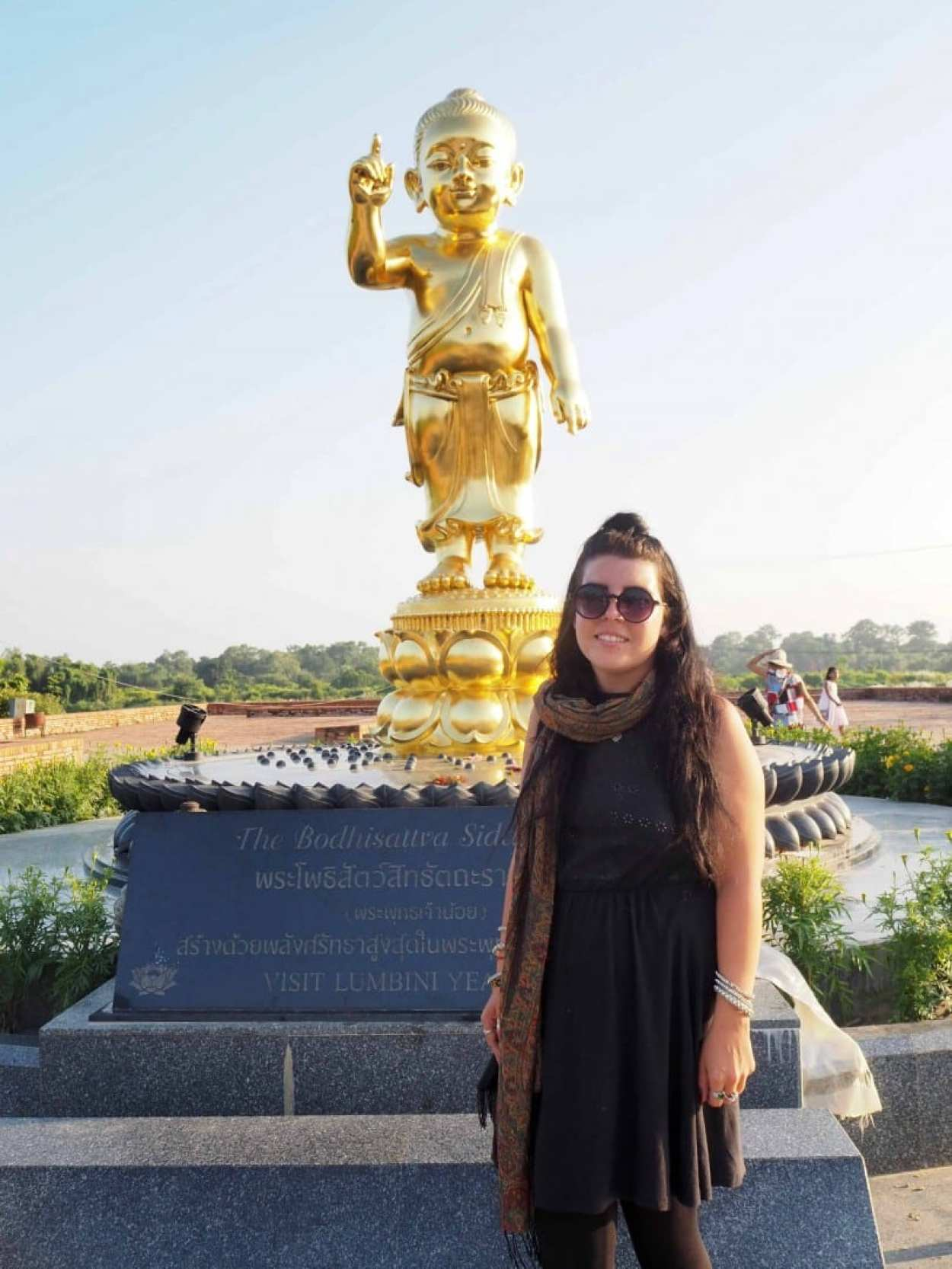 travel guide lumbini