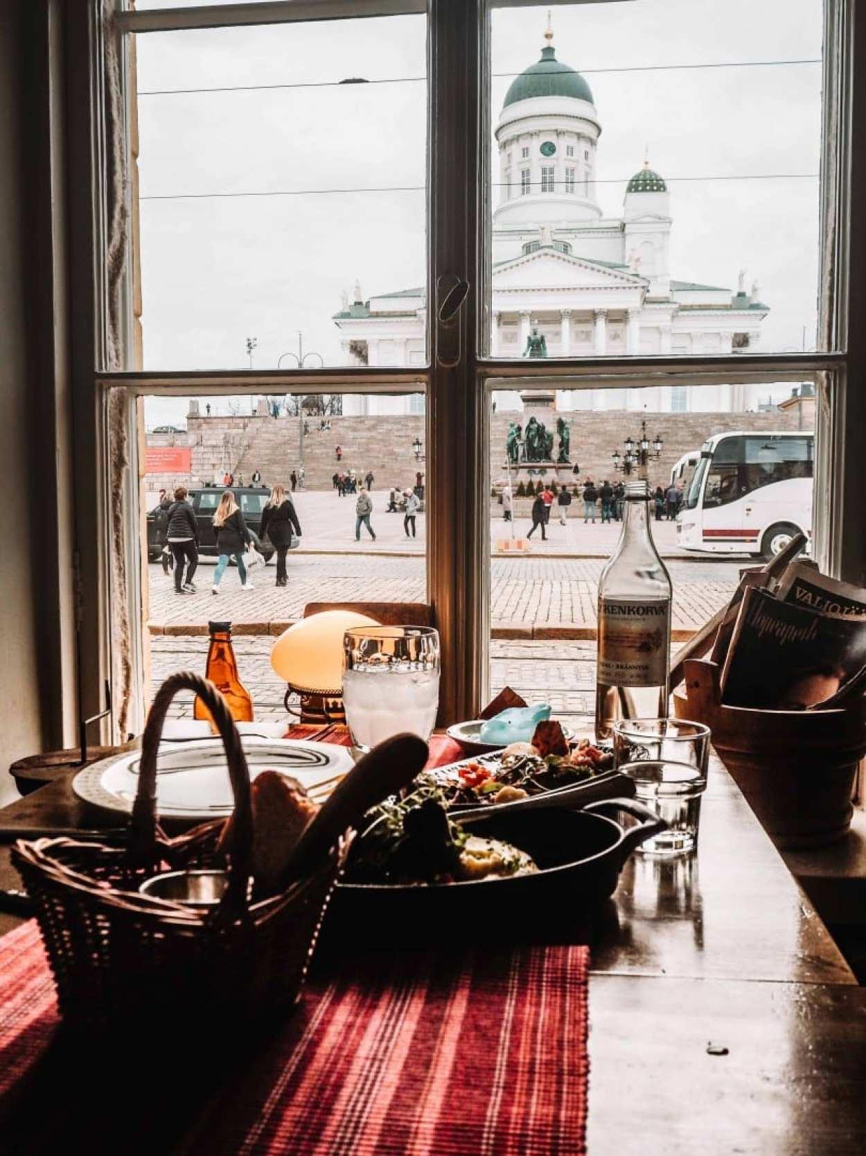 where to eat in helsinki