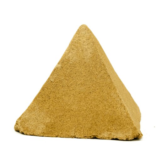 palo santo incense pyramid made from molido