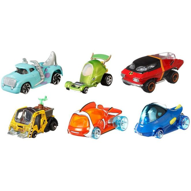 Hot-Wheels®DisneyPixar-Character-Cars-6-Pack