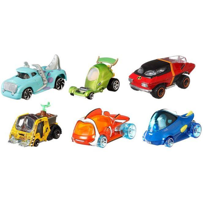 Hot-Wheels®DisneyPixar-Character-Cars-6-Pack