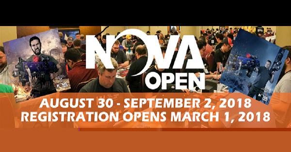 NOVA – First Official USFT Event!