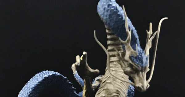 The Paint Desk – Shadow Emissary