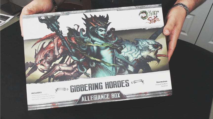 Unboxing the Hordes