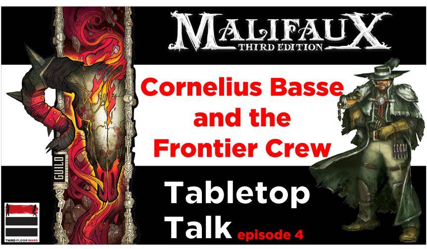 Let's Talk Cornelius Basse (Guild) in M3e