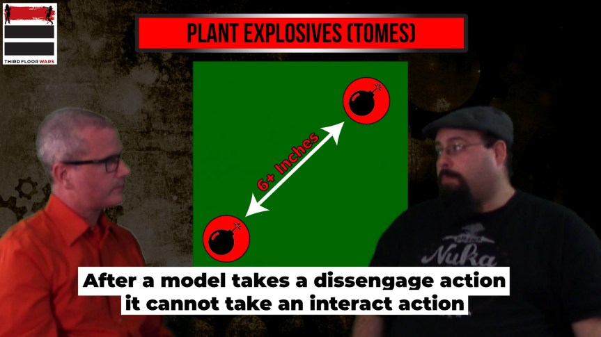 Analysis of Malifaux 3rd Edition Strats and Schemes