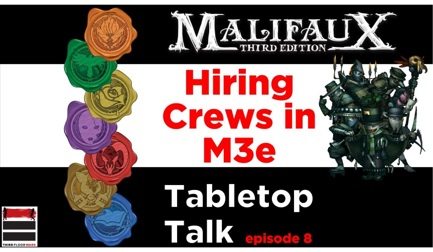 Hiring a Crew in M3e