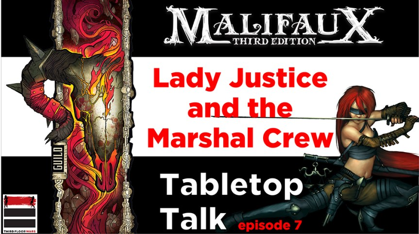 Let's Talk About Lady Justice in M3e