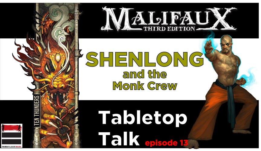 Let's Talk Shenlong in M3e
