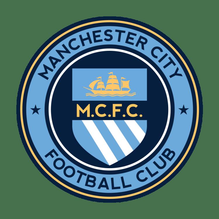 Manchester City FC — Third Sports Design by Dean Robinson