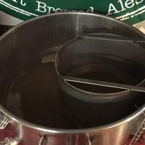table ale #1 boil
