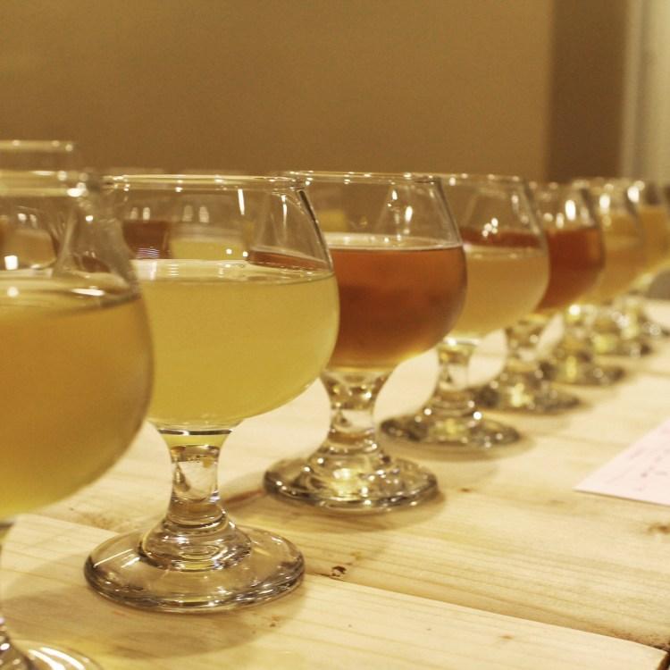 Table Ale #1 Tasting