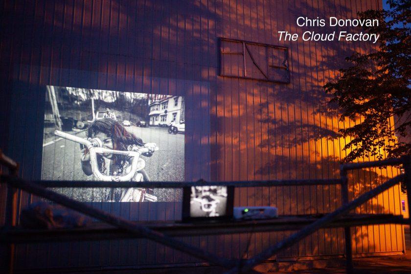 Chris Donovan - The Cloud Factory