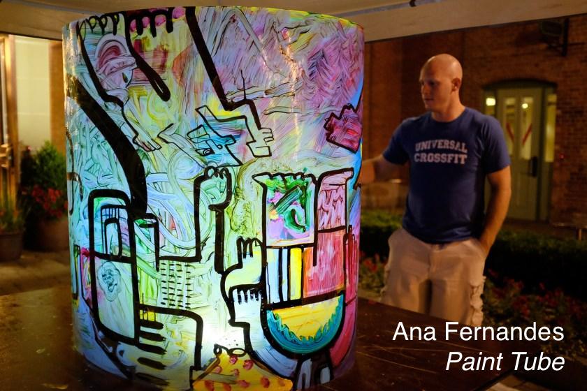 Ana Fernandes - Paint Tube