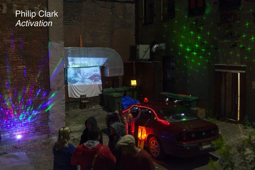 Philip Clark - Activation