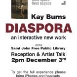 12.02.11- Artist Visit: Kay Burns