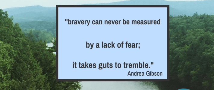 bravery in recovery: it's not what you may think