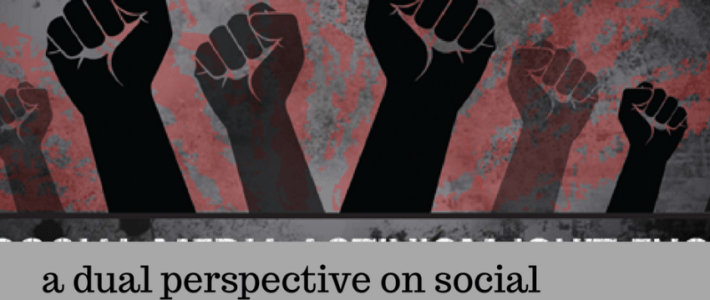 a dual perspective on social activism in the face of mental illness
