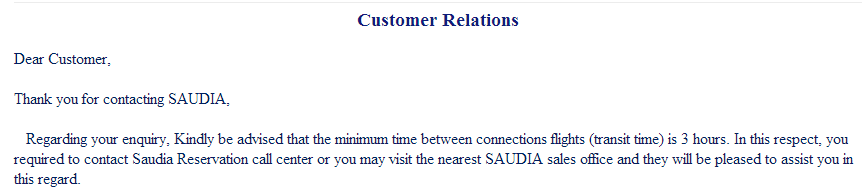 Flying with Saudi Airlines: The Good, The Bad, and the Ugly (3/6)