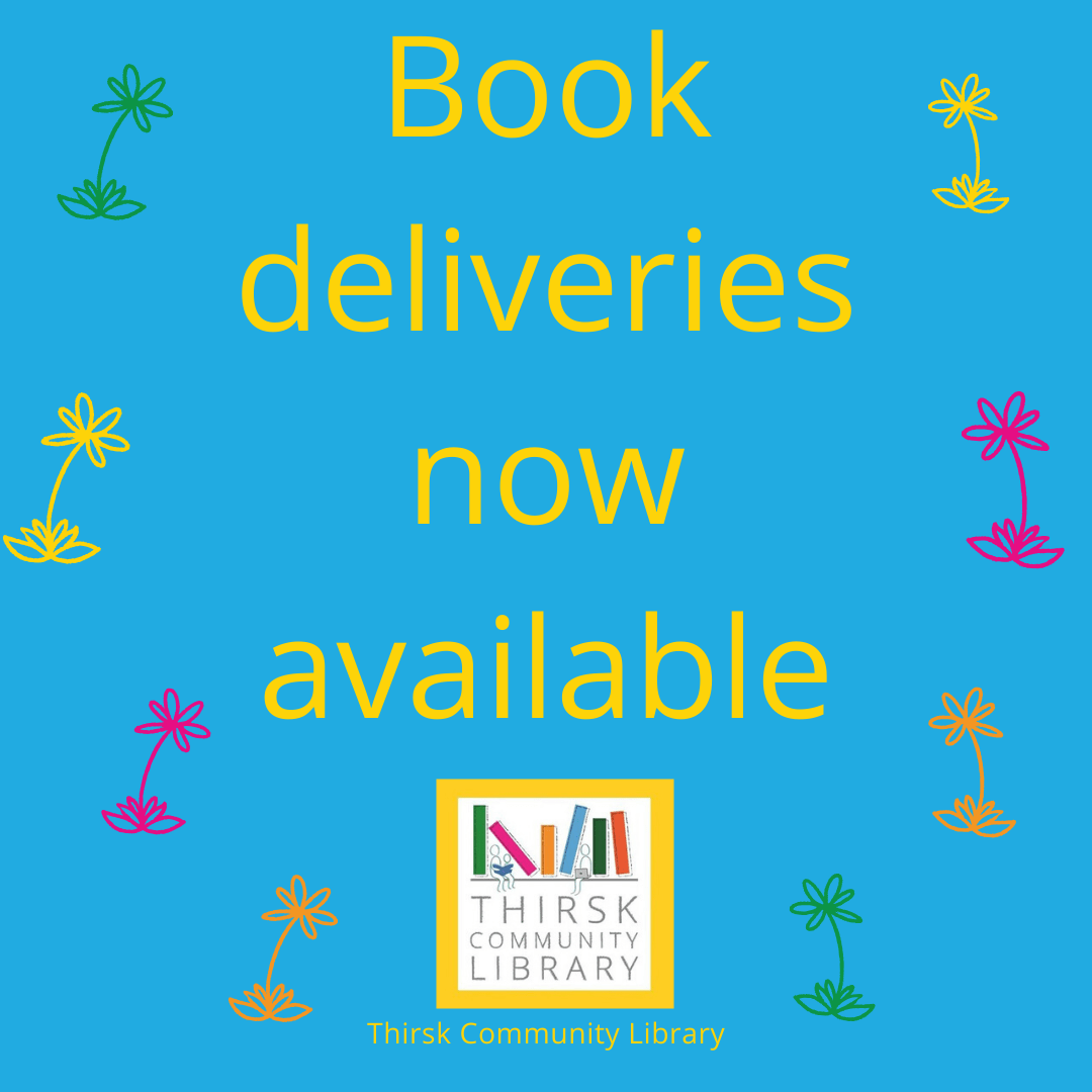 Book deliveries Thirsk