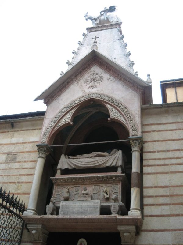 Scaliger Tomb in Verona