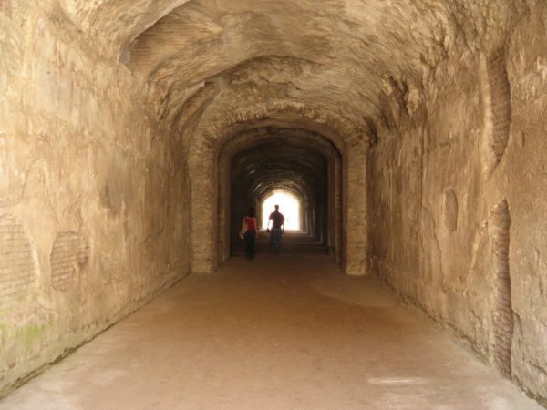 Nero's cryptoporticus, palatine hill