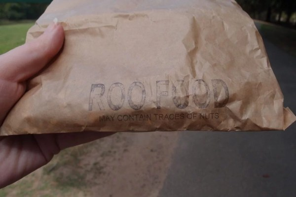 Australia zoo roo food bag