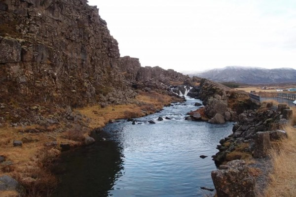 Thingvellir National Park drowning pool
