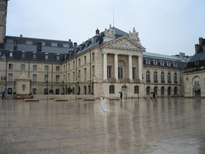 Palace of the Dukes of Burgundy, Dijon France