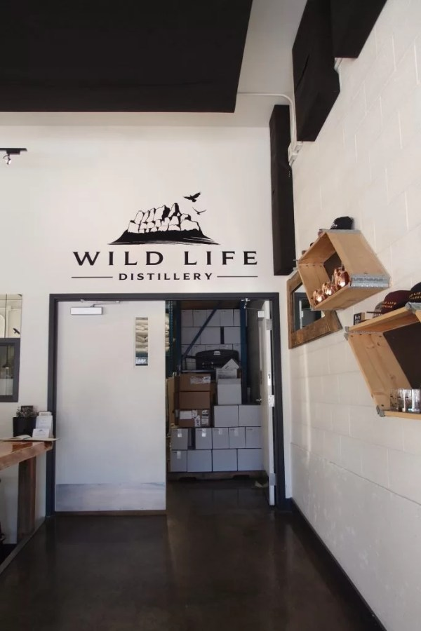 Wild Life Distillery Canmore