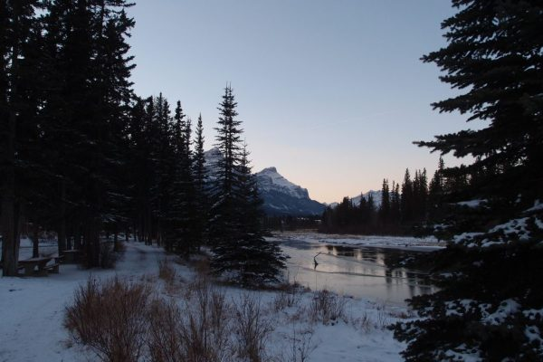 Canmore evening