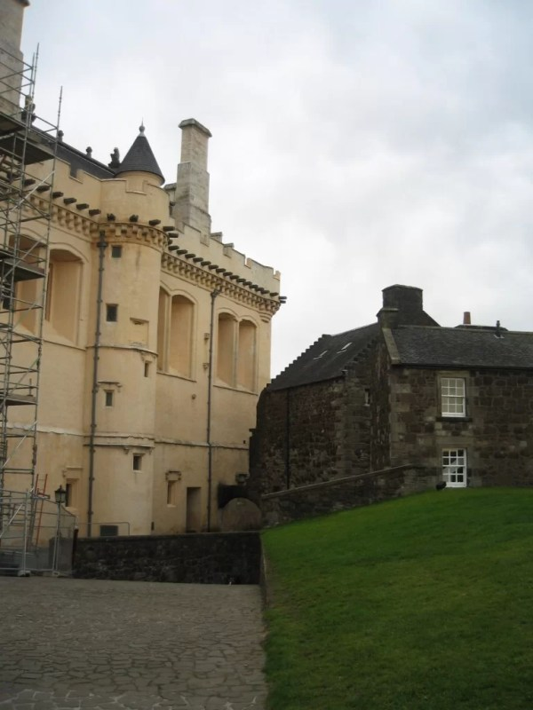 The Great Hall, Stirling Castle