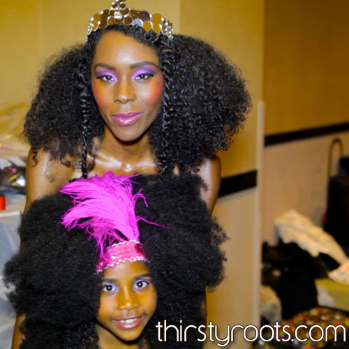 Kids Natural Afro Hairstyles