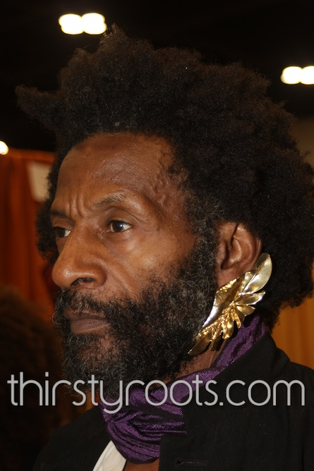 African American Afro For Man