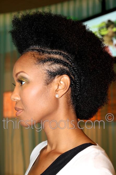 Stylish Mohawk Hairstyles