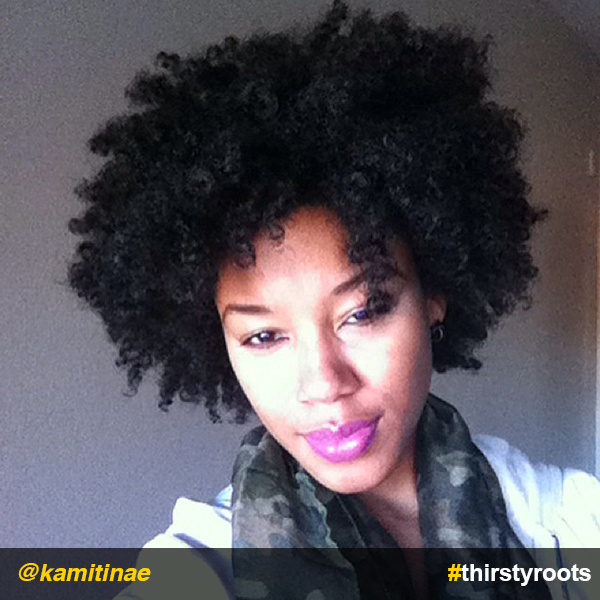 One Year Natural Hair Growth After Transitioning