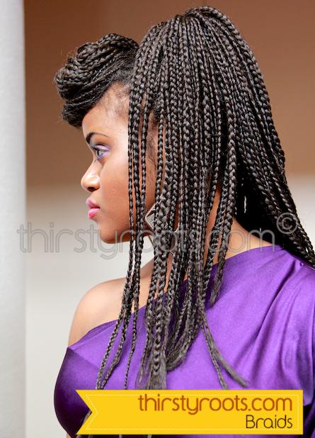 Prom Hairstyles Black Girls