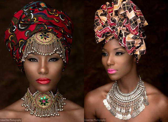 Unity And Style Fanm Djanm Head Wraps
