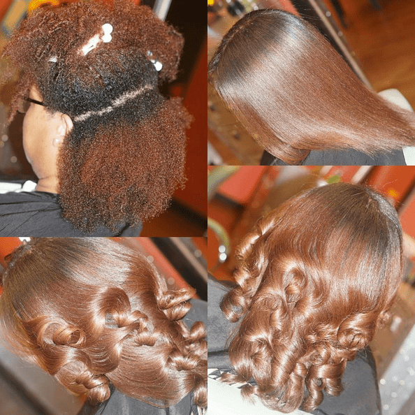 Blowout Hairstyles Black Hairstyles